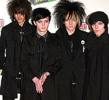 Men in Goth Trend Make-Up, Guyliner Eyeliner For Boys, Russell Brand, The Horrors, Robbie Williams, Indie Band Kohl