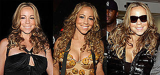 Photos of Mariah Carey Arrives In London With New Pale Blonde hair. Which Style Do You Prefer?
