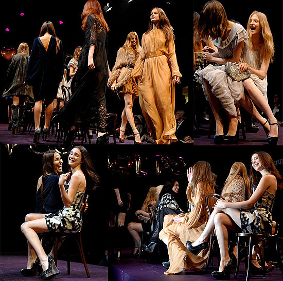 McCartney&#039;s Models, Musical Chairs