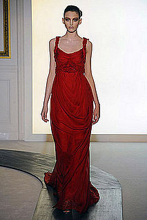 Alessandra Facchinetti Tries Her Hand at Valentino Couture for Fall 2008