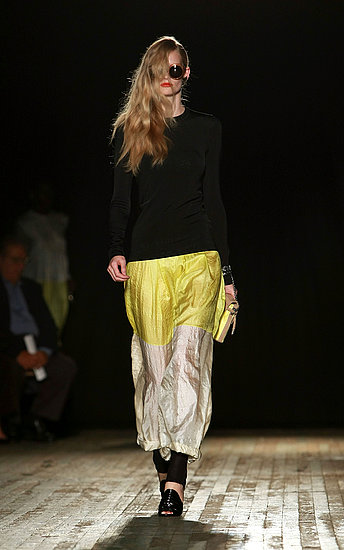 Proenza Schouler Takes Dellal Downtown for Spring 2009