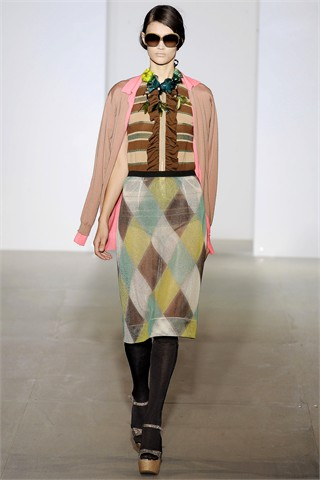 Marni's Spring 2009 Color and Print Explosion