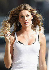 Gisele Bundchen Brings the Blackcowboy Home