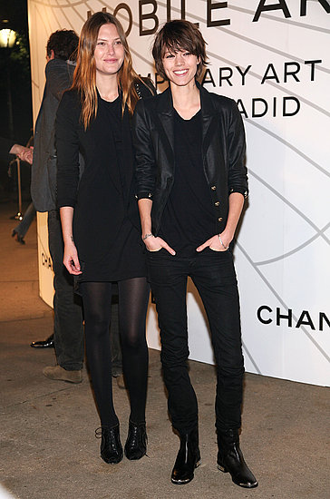 Catherine McNeil, Freja Beha Erichsen.