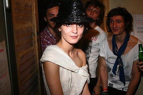 Girls with Style: Irina Lazareanu