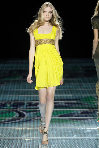 Would You Wear This Versace Dress?