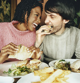 Who Eats Healthier: Men or Women?