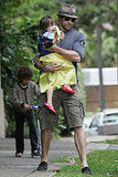 Hugh Jackman's Crew Enjoys Australia