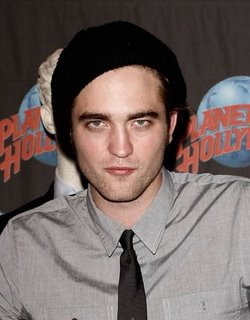 Rob at Planet Hollywood
