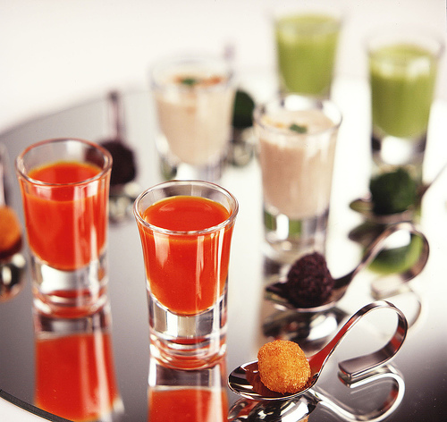 What's Hot: Soup Shots