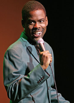 Review Of Chris Rock's Comedy Gig At The Hammersmith Apollo On September 6th, 2008