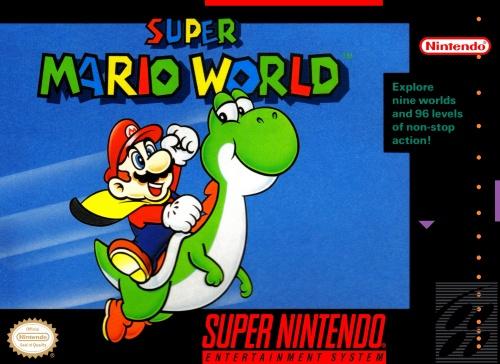 Super Mario World Quiz