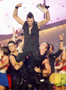SYTYCD Canada And the WINNER is Nico!