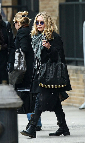Mary-Kate and Ashley in SoHo