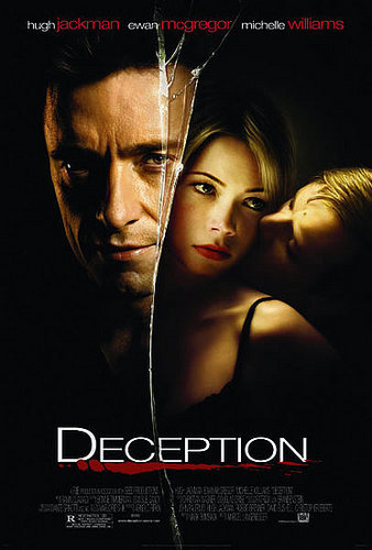 Deception ~ Movie Trailer  (2008)