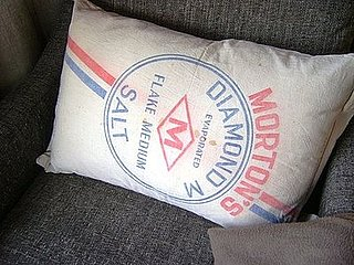 Cool Idea: Feed Bag Pillow