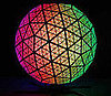 Casa Verde: Times Square Ball Lit by LEDs