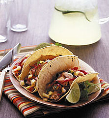 Fast & Easy Dinner: Fish Tacos With Mango Salsa