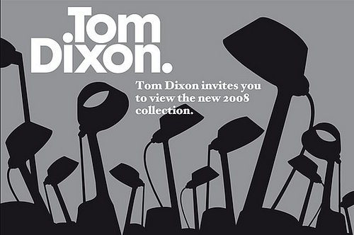 Nice and New: Tom Dixon's 2008 Collection