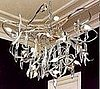 Crave Worthy:  Delphinium Chandelier