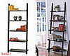 Less or More: Leaning Bookcases