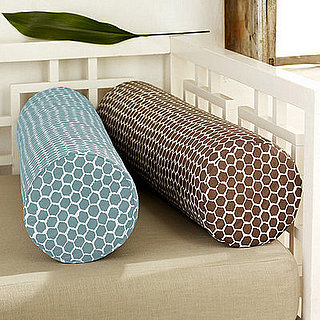 Steal of the Day: Honeycomb Print Bolster
