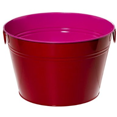 Nice and New:  Cynthia Rowley For Target Steel Beverage Tub