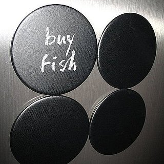 Etsy Find: Magnetic Blackboard Coasters