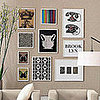 Nice and New: West Elm Art Inserts