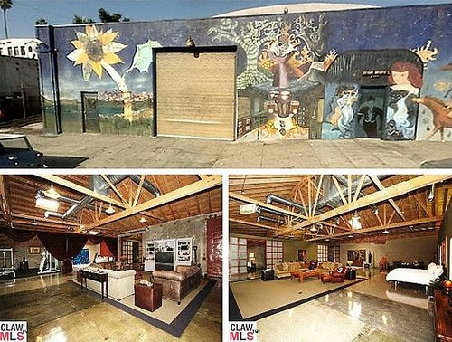 On the Market: Kiefer Sutherland's Warehouse Loft and Recording Studio
