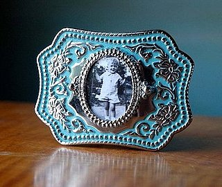 Etsy Find: Belt Buckle Frame