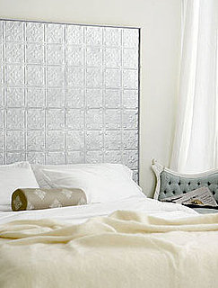 Love It or Hate It? Tin Ceiling Tile Headboard