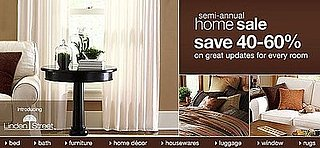Sale Alert: 40 to 60 Percent Off JCPenney Home