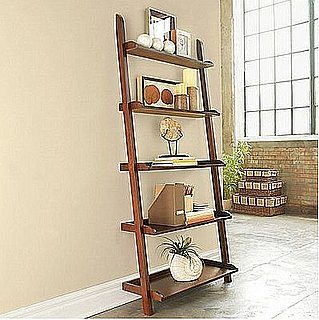 Steal of the Day: JCPenney Wide Leaning Bookshelf