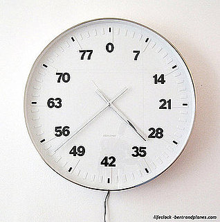 Love It or Hate It? Life Clock