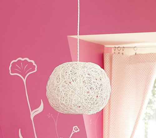 Steal of the Day: Pottery Barn Kids Rattan Chandelier