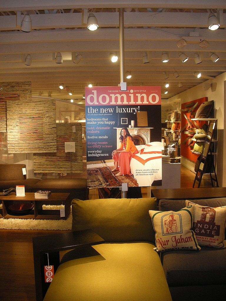 Event Recap: Domino's Home For the Holidays at CB2