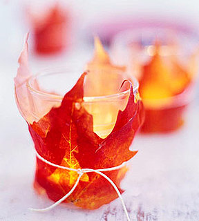 How-To: Create Festive Fall Votives