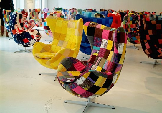 The Egg Chair Celebrates 50 Years
