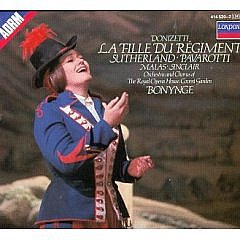 La Fille du Regiment at Covent Garden-1968 (Joan Sutherland and Luciano Pavarotti)
