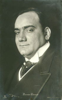 In the Spotlight: Enrico Caruso