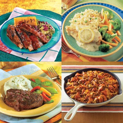Campbell&#039;s Summer Recipes