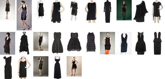 Contemporary/Modern LBD