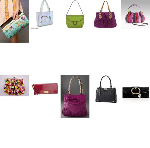 Do Want: Handbags!