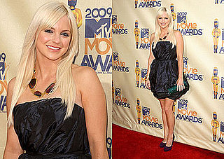 Anna Faris at the MTV Movie Awards