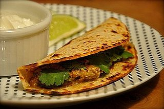Tasty Tacos With Chile Verde