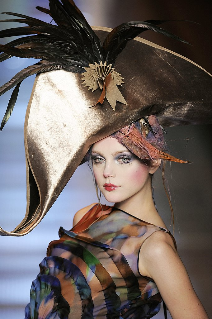John Galliano's Fancy Pirate Hats