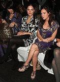 Katharine McPhee and Brittany Snow, Diane von Furstenberg