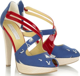 Trend Alert: Nautical Shoes