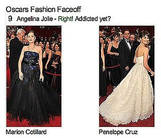 Get Carried Away With Fab's Oscars Faceoff!